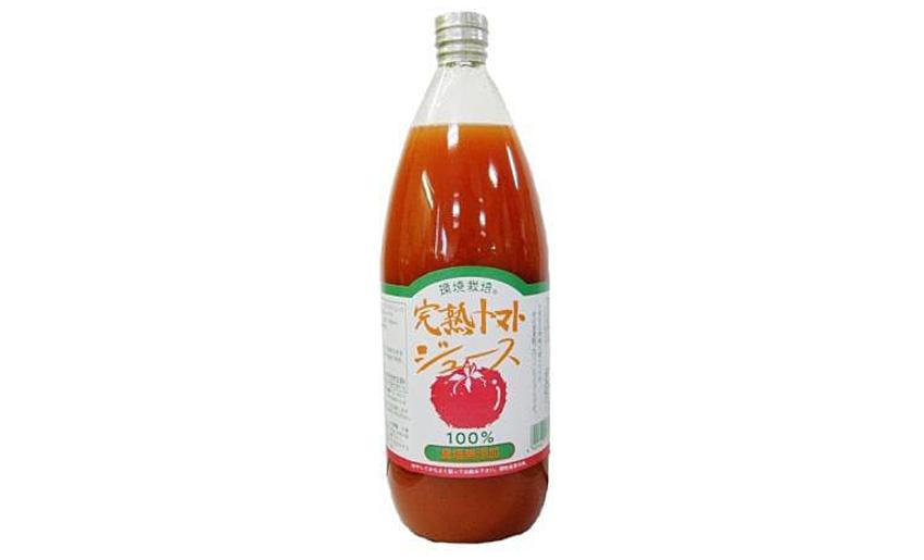 トマトジュース100% 信州自然王国 環境栽培
