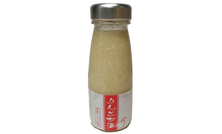 りんご甘酒 信州自然王国 環境栽培