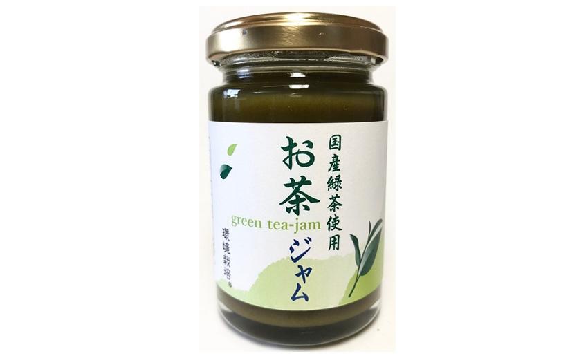 お茶ジャム 信州自然王国 環境栽培